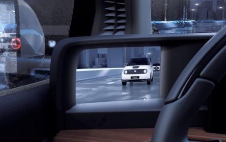 Elbilen til byen - Honda E har strøm til 220 km