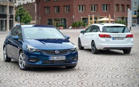 Ny Corsa fra 139.990 kr., Astra facelift fra 199.990 kr.