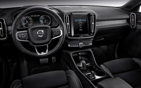 Den opladelige Volvo XC40 er klar til bestilling