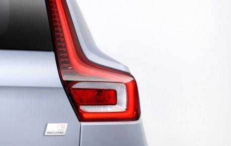XC40 Recharge - den helt elektriske Volvo