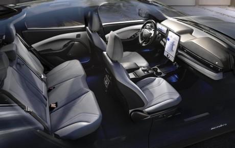 Mustang inspirerer Ford til ny elbil