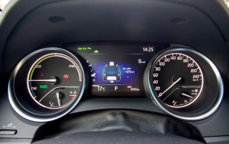 Hvad virker, hvad virker ikke? - Toyota Camry Hybrid
