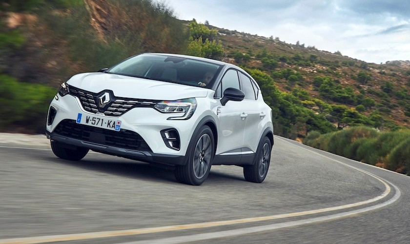 Renault Captur går en klasse op - i størrelse og pris