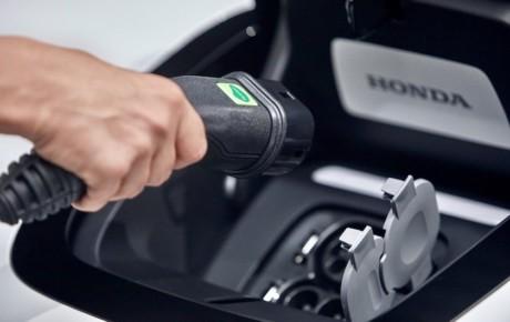 Honda E - elbil med luksus og høj pris