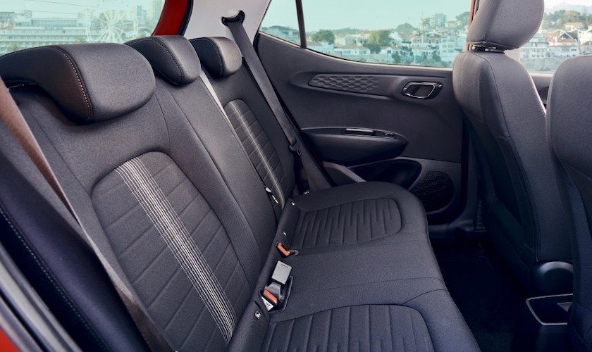 Den nye Hyundai i10 er under 100.000 kr.