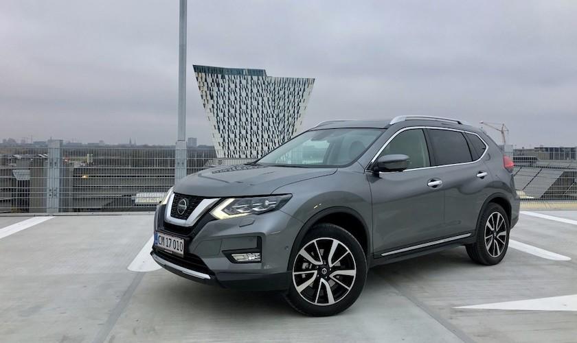 Hvad virker, hvad virker ikke? - Nissan X-Trail 1,3 DIG-T
