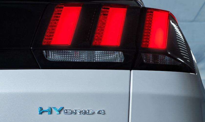 Prisen på Peugeot 3008 PHEV