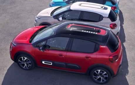 Opfriskning til Citroën C3