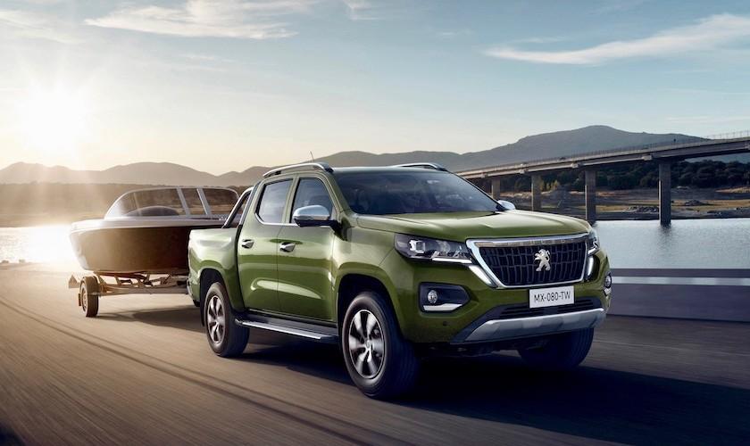 Peugeot laver en Hilux-konkurrent