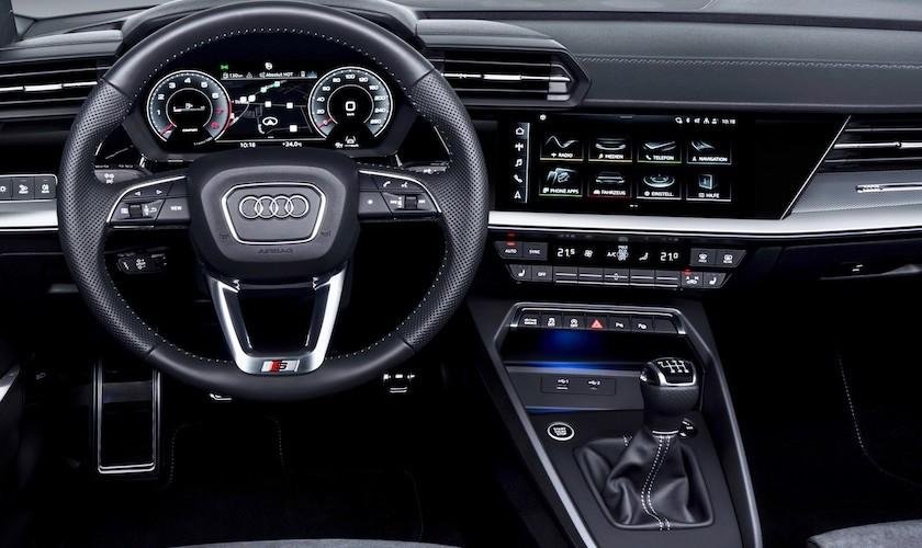 De første billeder - den nye Audi A3 Sportback