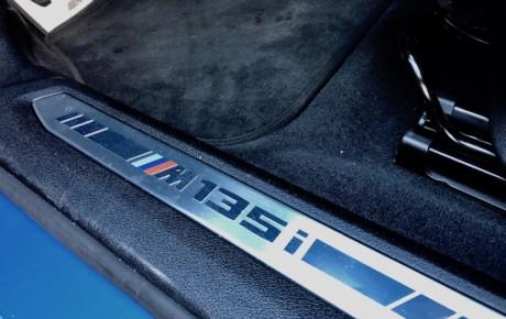 Spænding er ikke en del af BMW M135i