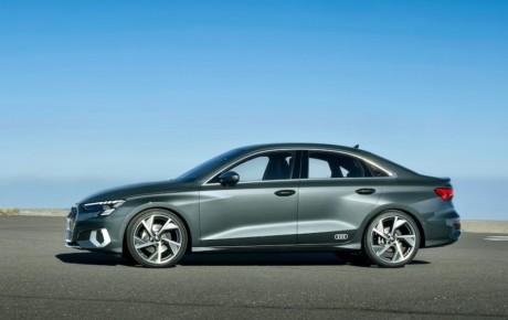A3 sedan er et bevis på, at ikke alt behøver være coupé