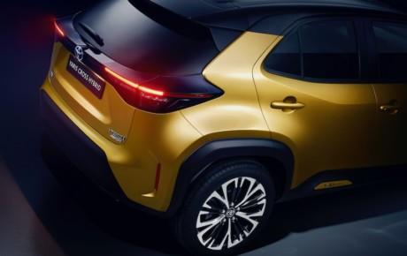 Ny lille SUV fra Toyota hedder Yaris Cross