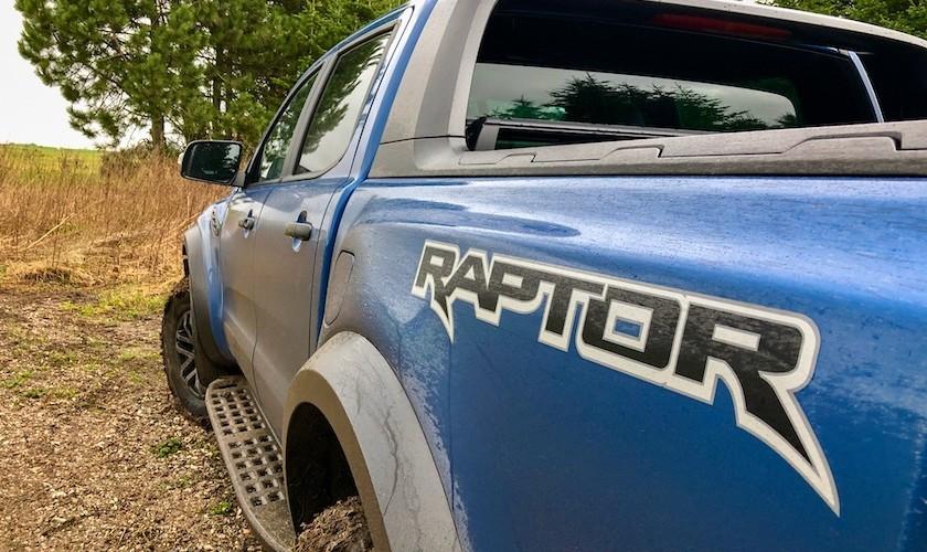 Brutal er Ranger Raptors mellemnavn