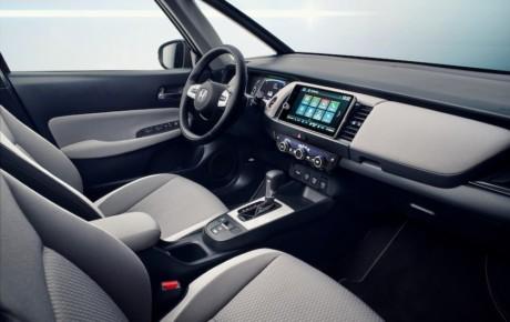 Ny Honda Jazz Hybrid fra 215.000 kr.